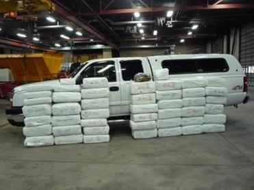 South Dakota Highway Patrol in January 2012 intercepted 980 pounds of Mexican cartel marijuana that John Kosta, of Phillipston, shipped from Arizona to Massachusetts.